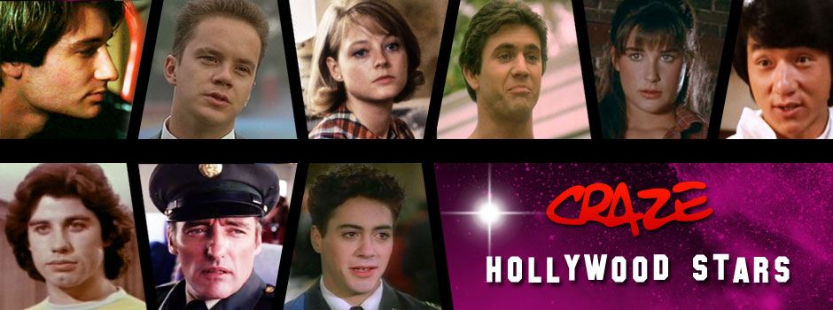 Some of the biggest Hollywood stars in our movie catalog
