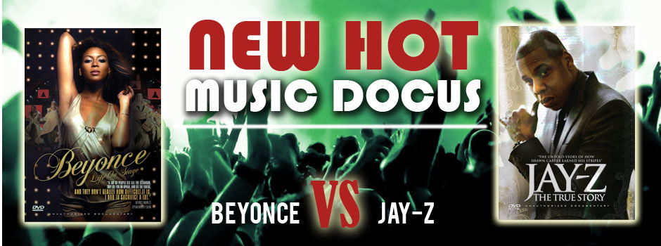 New Hot Music Docus - Beyonce & Jay-Z