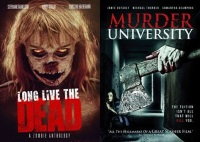 Watch horror movies - Long Live the Dead & Murder University